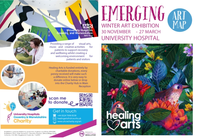 2019-UHCW-WINTER-ART-EXHIBITION---ART-MAP